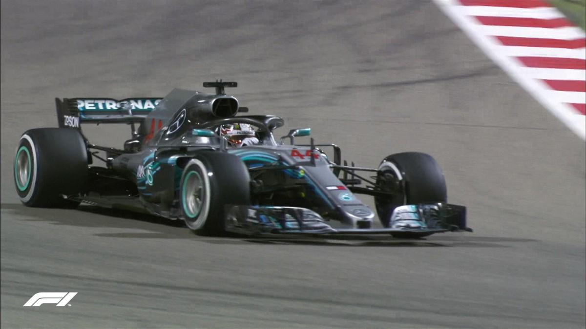 """F1, Gp del Bahrain - Hamilton: """"Un buon risultato, considerando la posizione di partenza"""""""