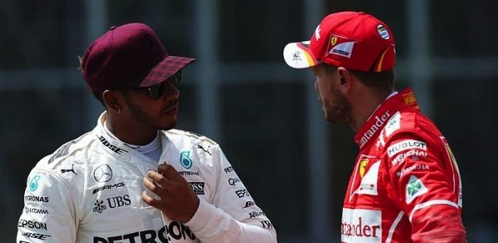 Hamilton-Vettel, comunque vada, grazie