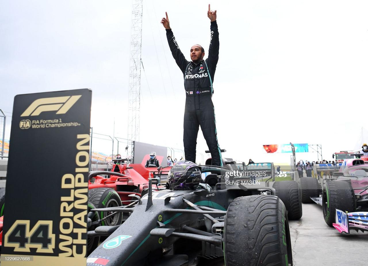 Turkish Grand Prix Report – Hamilton Masterclass seals Victory and Title