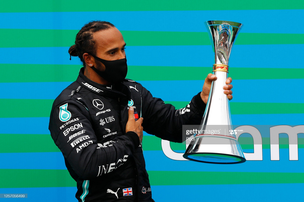 Driver ratings: Hungarian Grand Prix 2020