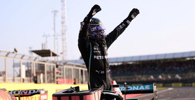 GP Gran Bretaña. Clasificación: Hamilton regresa en Silverstone