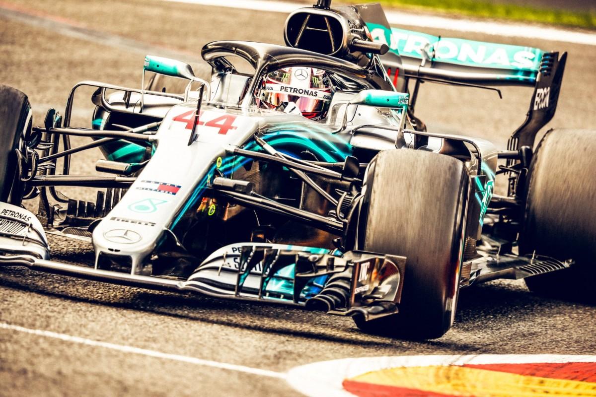 F1, Gp del Belgio - Hamilton in pole sull'acqua. Le parole dei primi tre dopo le Qualifiche