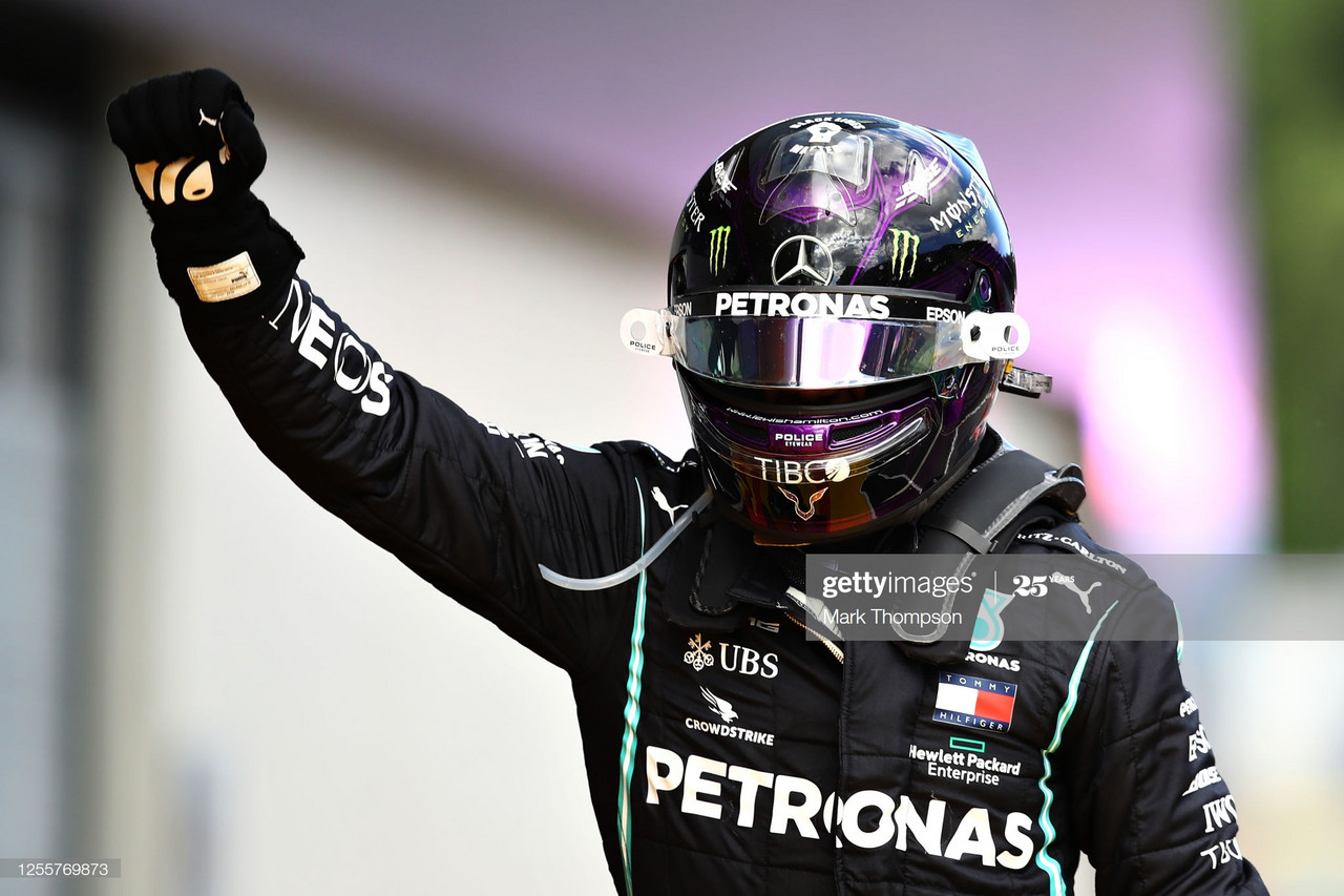 Driver Ratings: Styrian Grand Prix 2020