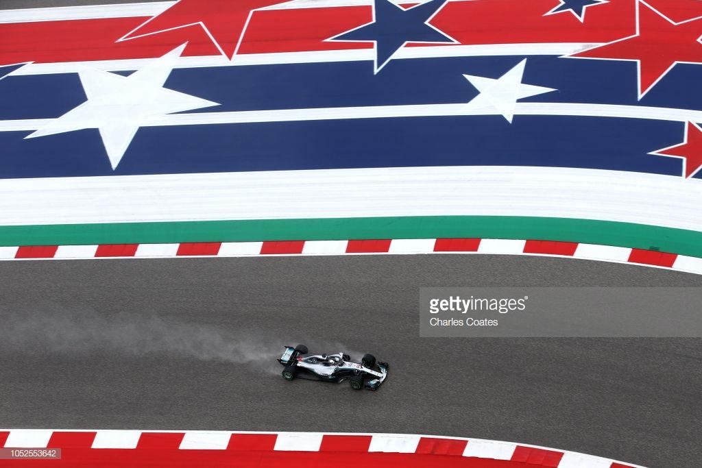 2018 USA GP Qualifying: Record-breaker Hamilton clinches pole