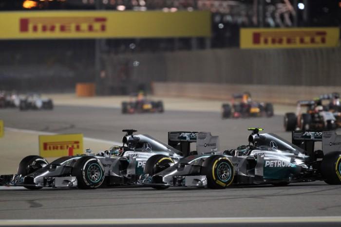 F1 2016, una stagione ancora sotto il dominio Mercedes