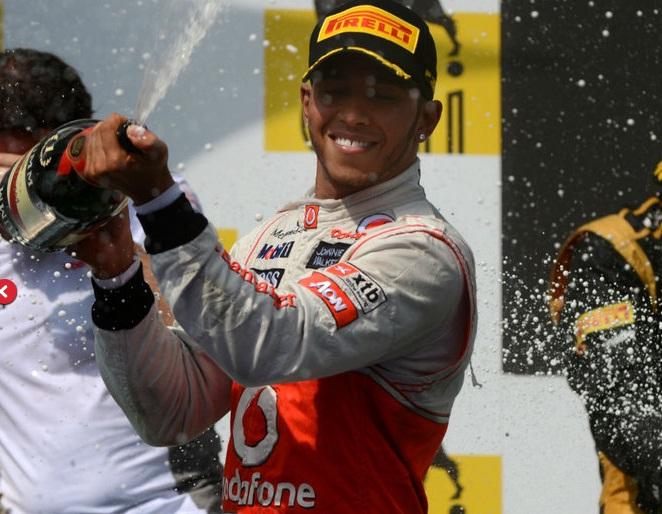 Hamilton vence en el Gran Premio de Hungría