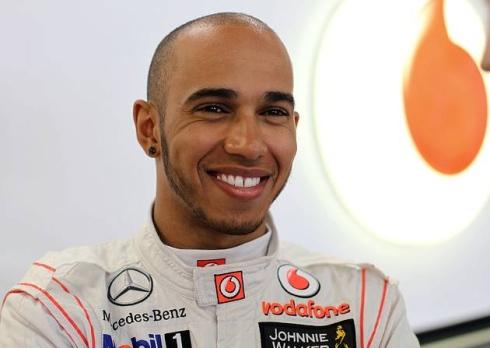 """Hamilton: """"Creo que puedo terminar la carrera entre los primeros"""""""