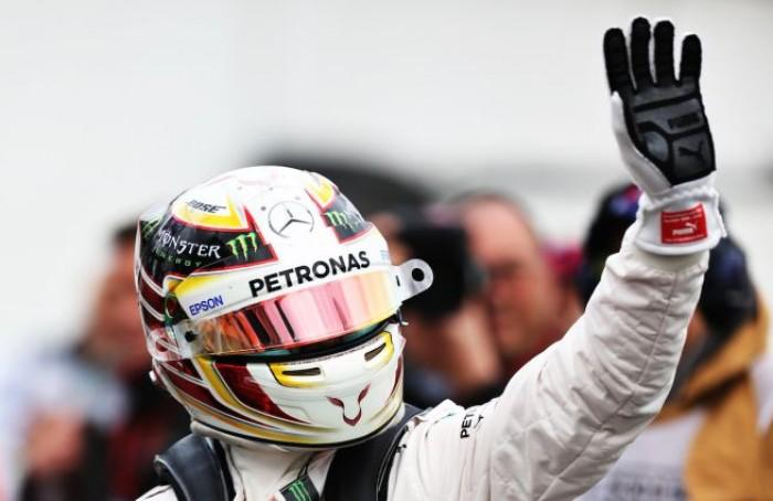 F1, Abu Dhabi - Hamilton si prende la pole