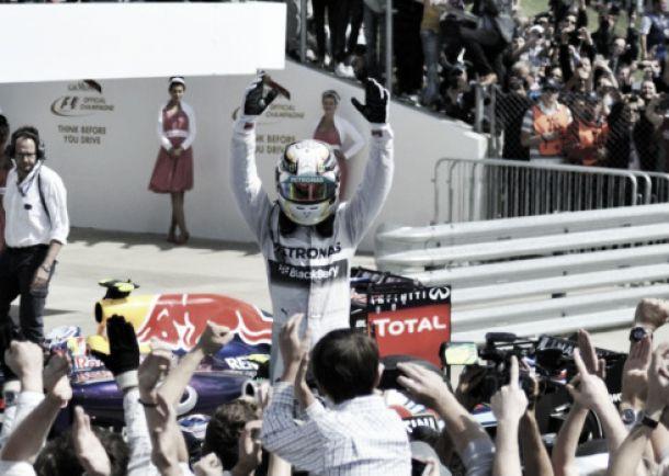 Hamilton: «Eu nunca desisti»