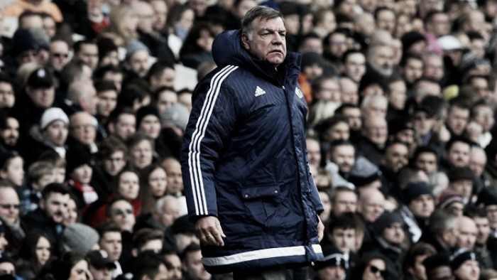 Sam Allardyce calls for his side to be ruthless