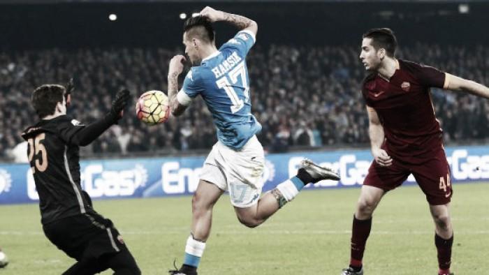 """Napoli, la carica di Hamsik e Mertens: """"Vogliamo giocarcela fino alla fine con la Juventus"""""""