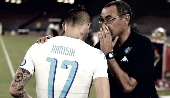 Napoli, doppia seduta in vista del Cagliari: a parte Hamsik