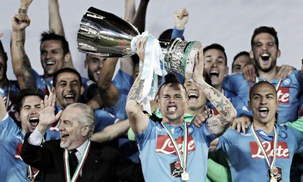 Juventus 2-2 Napoli (AET, Napoli win 5-6 on penalties): Higuaín inspires Napoli in Suppercoppa win