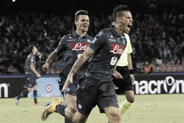 "Reja: ""Se pensi al Napoli, pensi ad Hamsik, uomo e giocatore straordinario"""