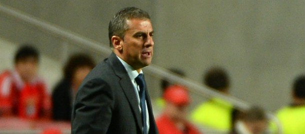 El Galatasaray llega a Madrid sin entrenador
