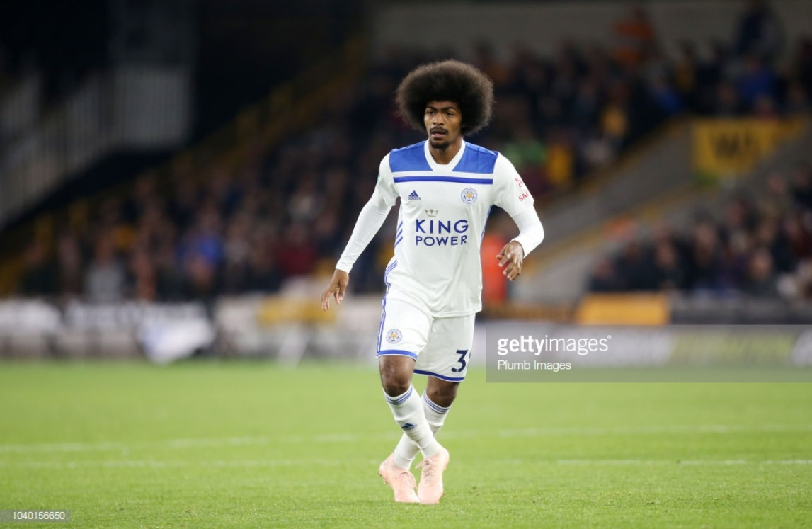 Leicester youngster Hamza Choudhury pens long-term deal with the Foxes