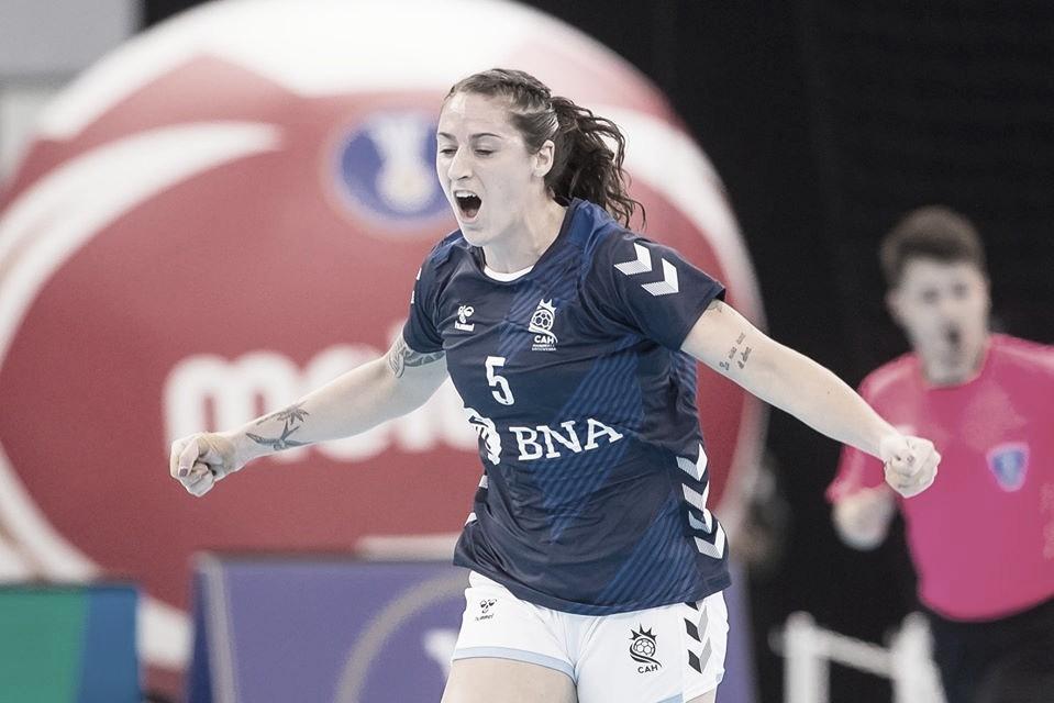 Mundial 2019: Argentina venció a China