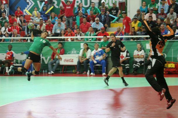 Se cuelga México bronce en handball femenil