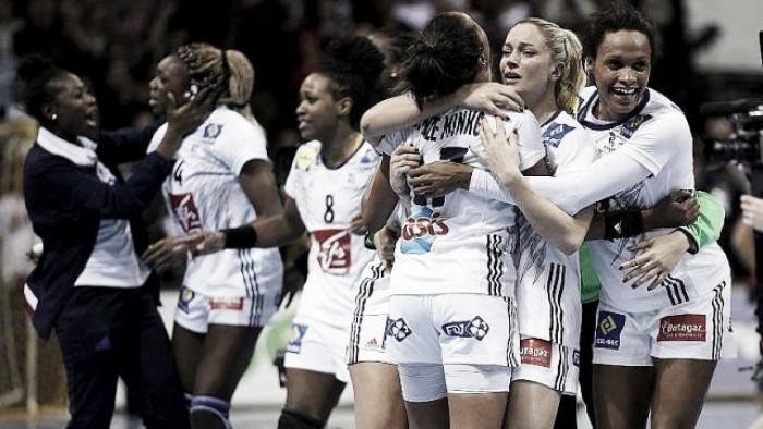 Após 14 anos, França volta a conquistar o mundial de handball feminino