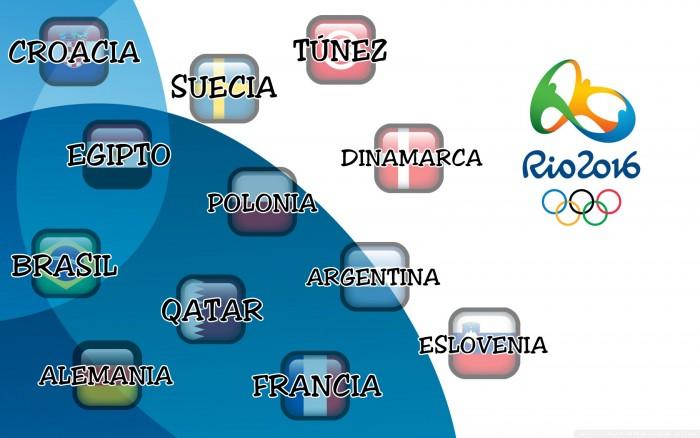 JJOO Río 2016: Todo confirmado
