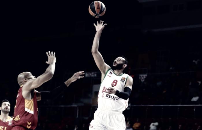 Turkish Airlines EuroLeague - Baskonia, la carica di Adam Hanga