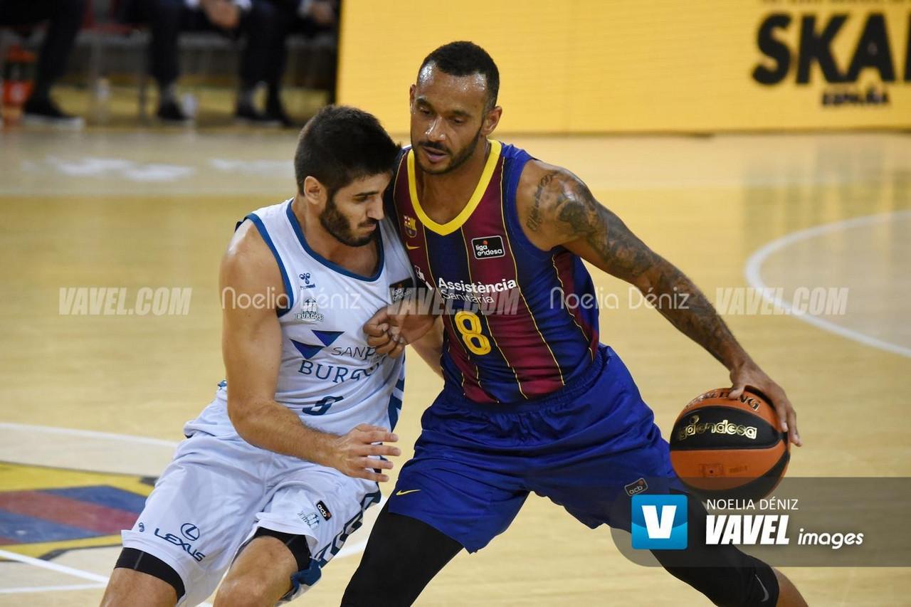 El Barça Basket vuelve a la senda de la victoria ante Zalgiris (62-73)