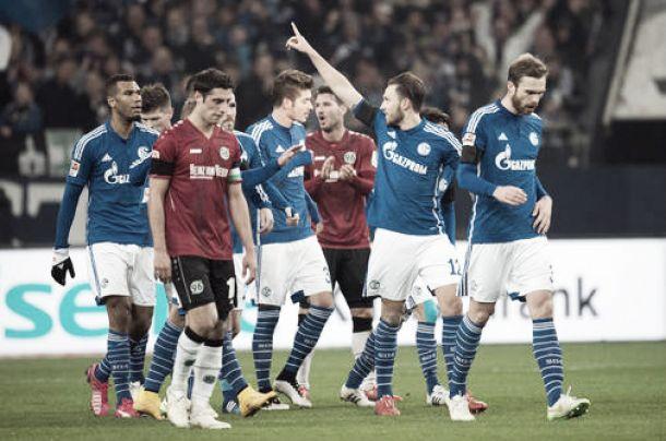 Hannover 96 - Mainz 05: Hjulmand demands high focus