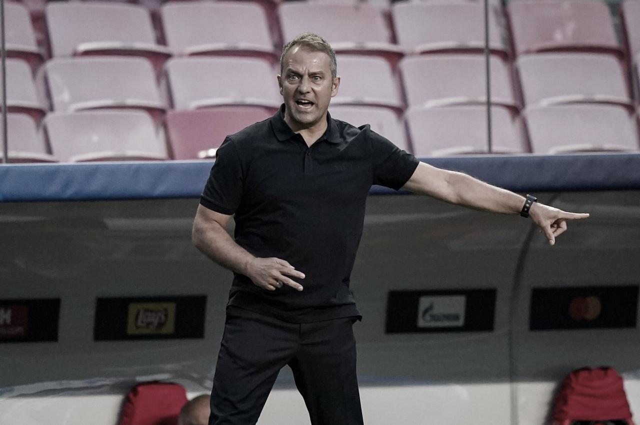 "Flick elogia Bayern de Munique após goleada sobre Barcelona: ""Todos jogaram de forma brilhante"""