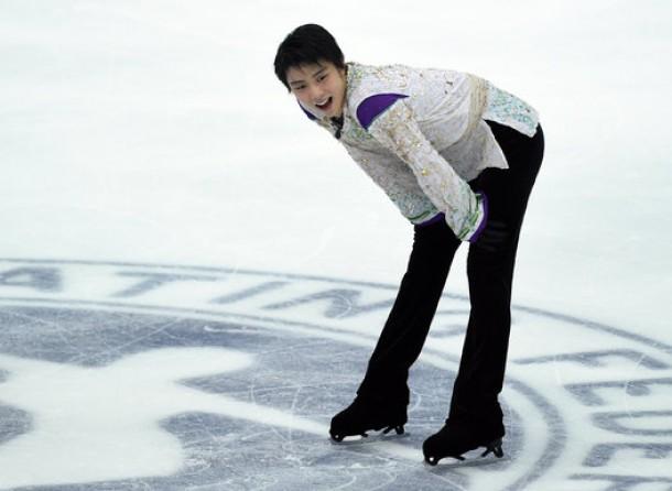 Yuzuru Hanyu Sets World Record At NHK Trophy