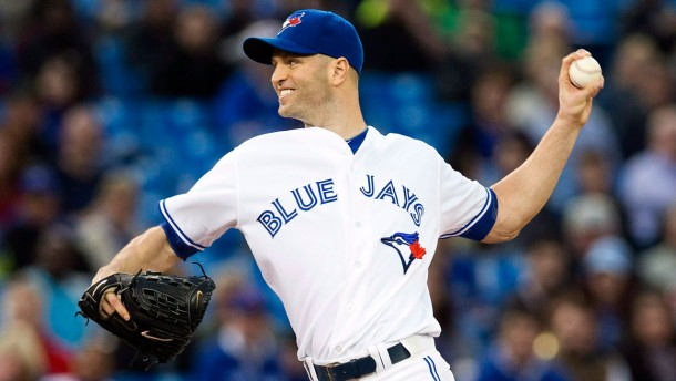Toronto Blue Jays Sign J.A. Happ To Three-Year, $36 Million Deal