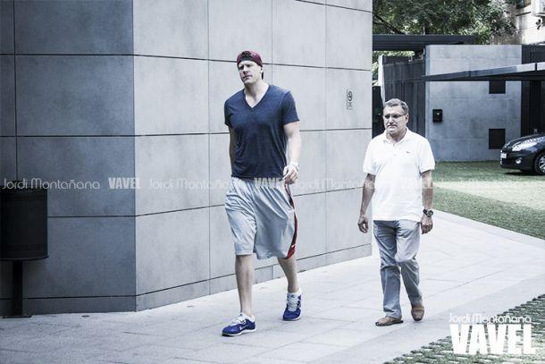 """Luke Harangody: """"Valencia Basket era la mejor opción para mi"""""""