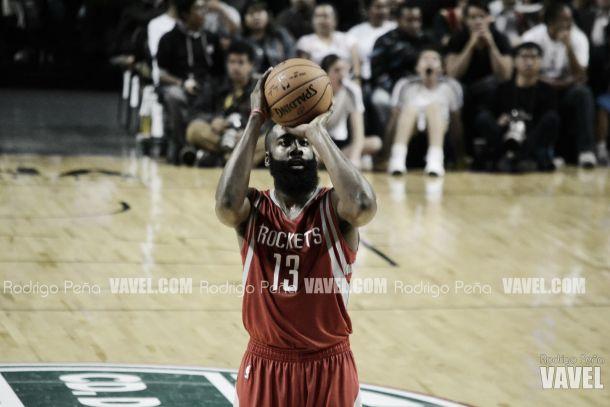 Resultado Houston Rockets - Cleveland Cavaliers (105-103)