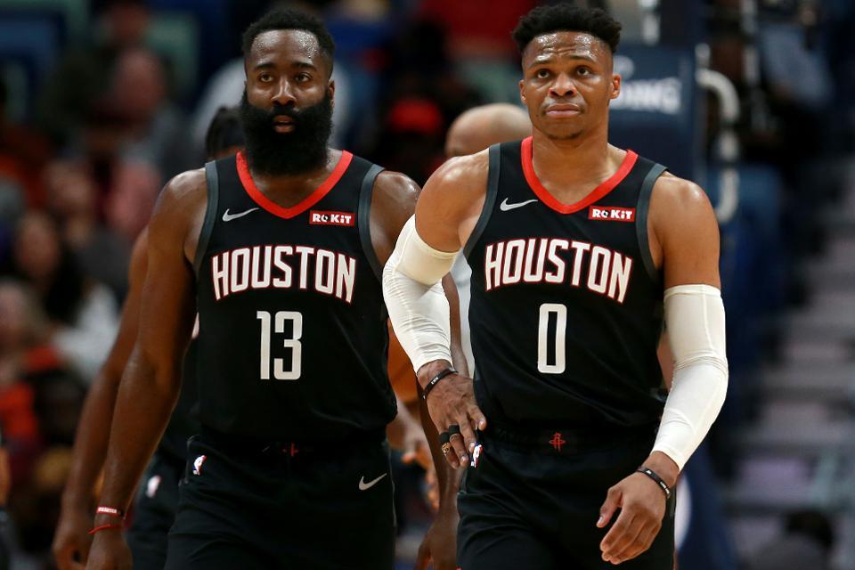 Season Review: Houston Rockets