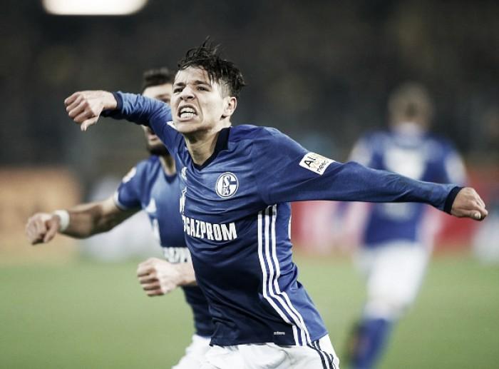 Amine Harit foi o coração da incrível reação do Schalke 04