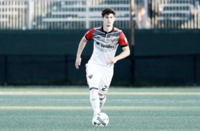 D.C. United's Ian Harkes out 3-4 weeks, Nigel de Jong rumors build up