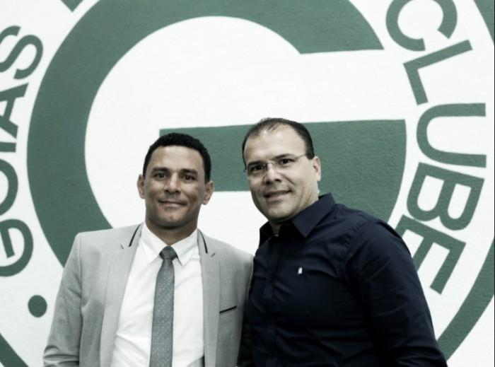 Goiás anuncia Túlio Lustosa como diretor de futebol e confirma Harlei como assessor do presidente