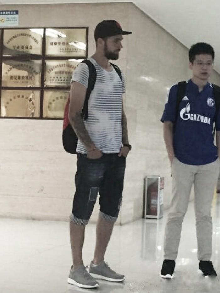 Martin Harnik chega à China para jogar no Shandong Luneng, mas deixa o país horas depois