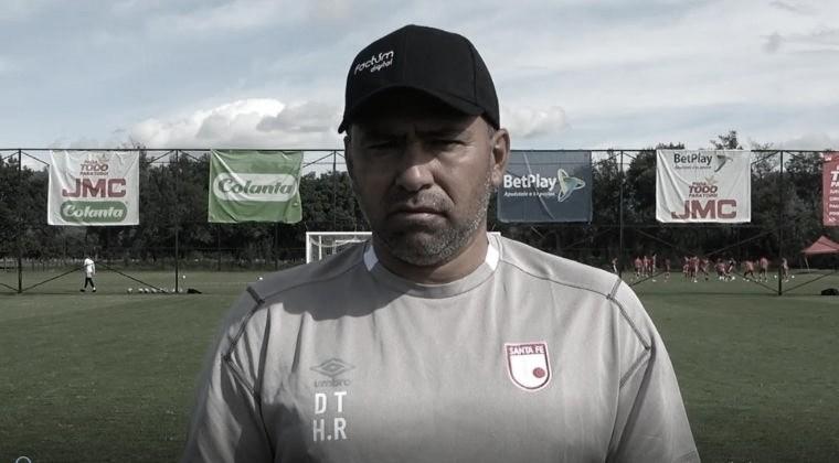 """Harold Rivera: """"Queríamos llegar clasificados en esta última fecha y lo conseguimos"""""""