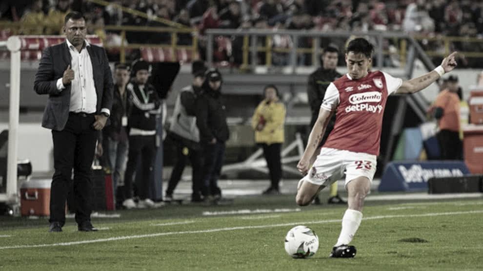 """Fabián Sambueza:""""Tenemos objetivos claros y ninguno se ha desviado"""""""