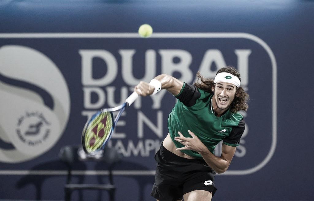 Harris supera longo jogo contra Shapovalov em Dubai e vai à maior final da carreira