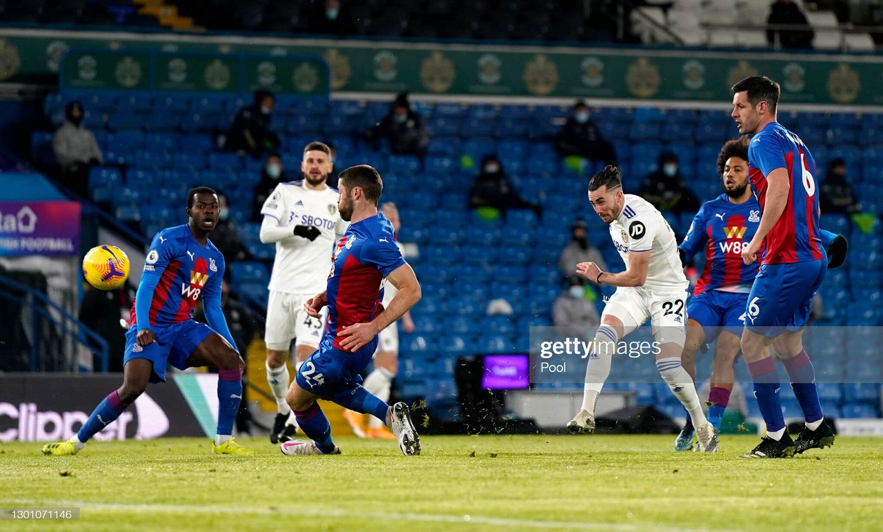 The Warm Down: Rampant Leeds United brush past Crystal Palace