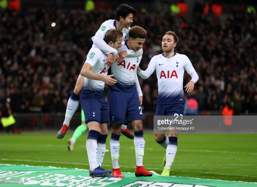 Tottenham Hotspur 1-0 Chelsea: Spurs take a slender lead into the second leg after VAR penalty decision