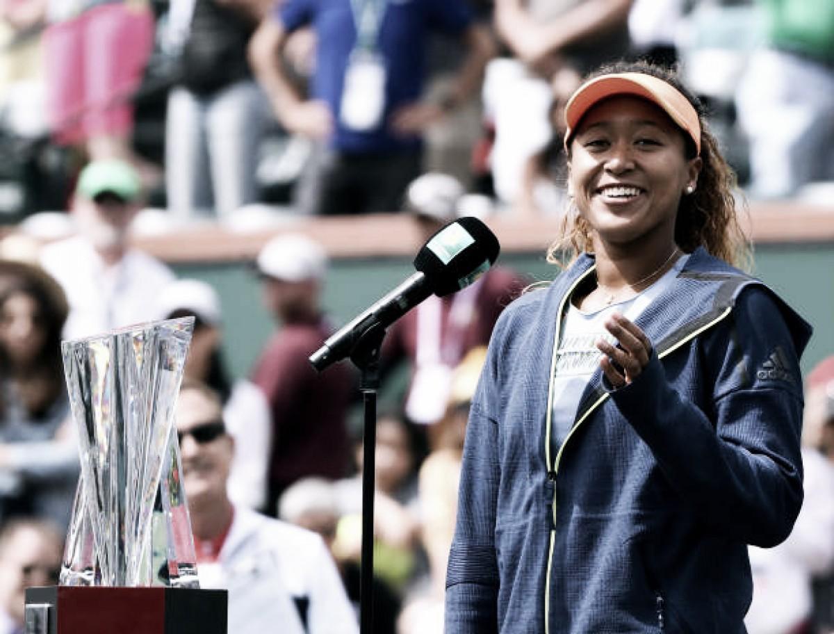 Naomi Osaka to play full British grass court swing heading into Wimbledon