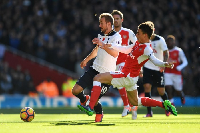 Arsenal 1-1 Tottenham: Points shared in frustrating North London derby