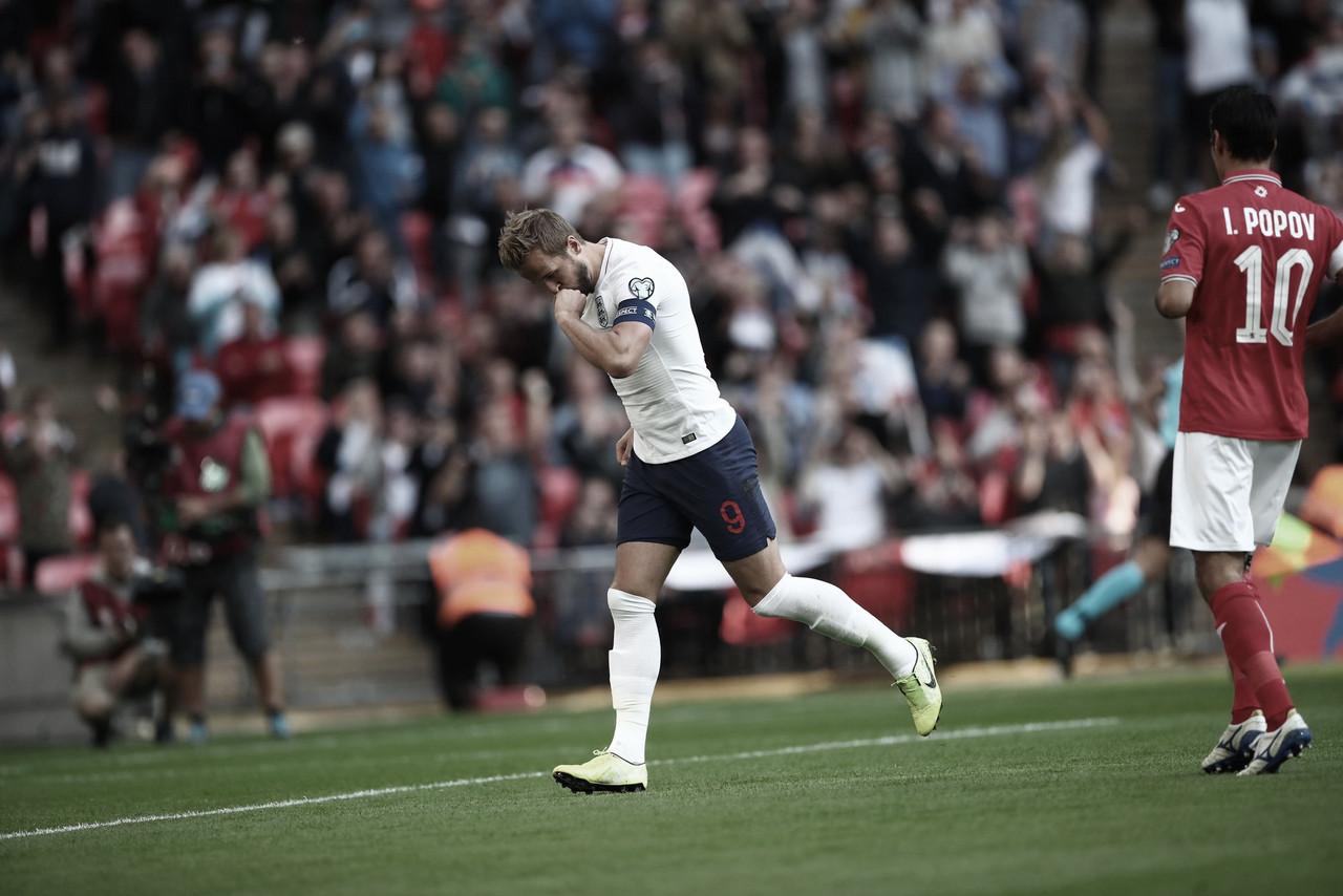Inglaterra presenta su candidatura para la Eurocopa 2020