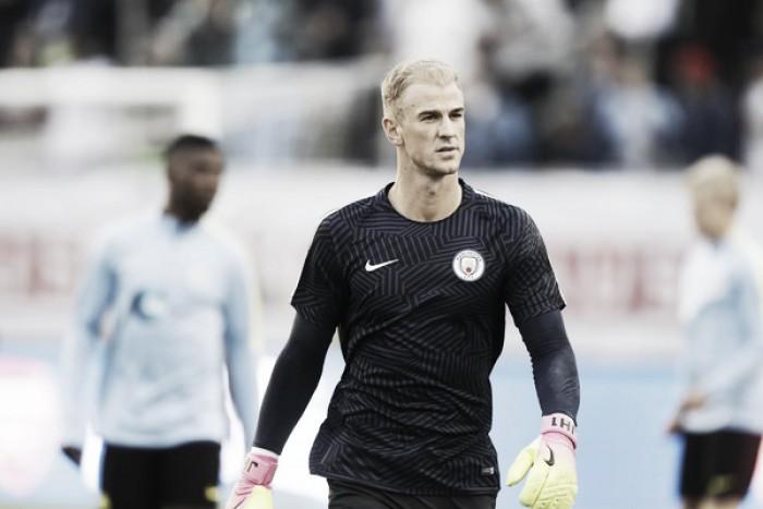 Guardiola dá aval para Hart deixar o Manchester City; Claudio Bravo segue na mira do clube