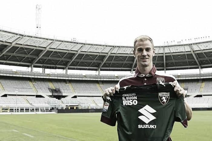 Apresentado no Torino, Hart questiona poucos goleiros ingleses atuando na Itália