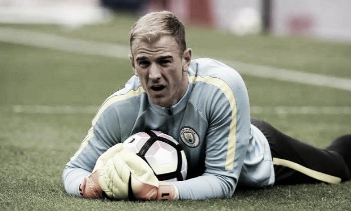 Joe Hart to bid farewells to Manchester City in final match