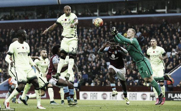 Aston Villa 0-0 Manchester City: Resilient performance helps Villans pick up valuable point