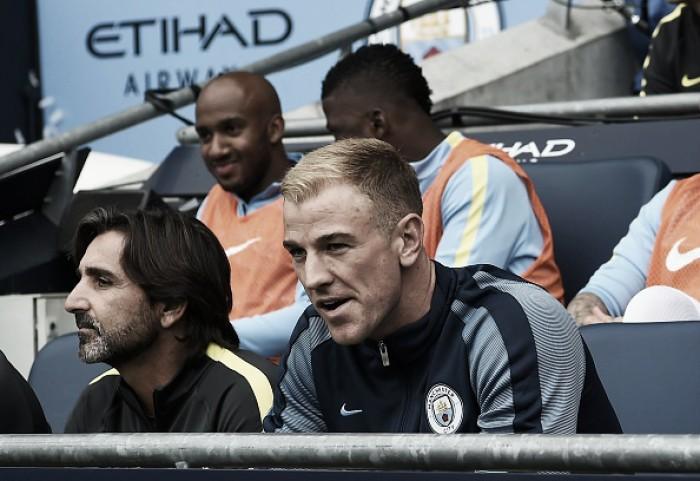 Possível chegada de Claudio Bravo ao Manchester City sinaliza saída de Joe Hart
